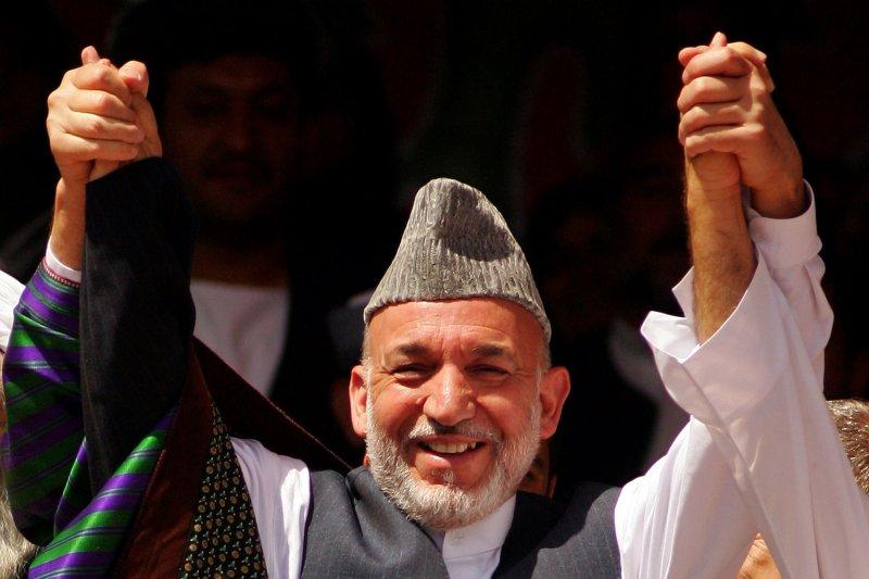 Afghan election - UPI com