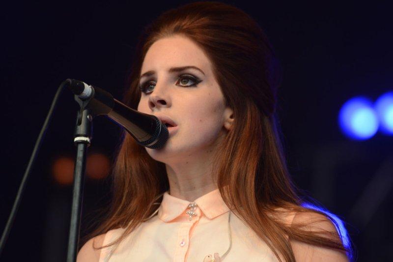 Lana Del Rey. UPI/Rune Hellestad