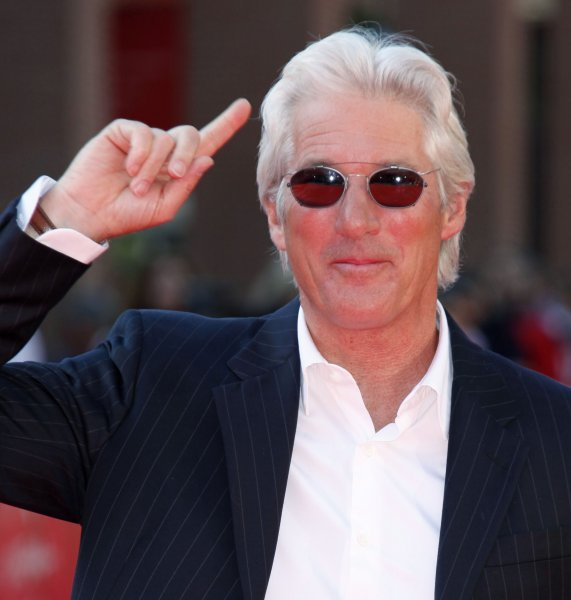 Gere to be honored at Hampton film fest