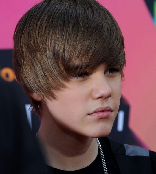 Singer Justin Bieber attends Nickelodeon's 23rd annual Kids' Choice Awards held at UCLA's Pauley Pavilion in Los Angeles on March 27, 2010. UPI/Jim Ruymen