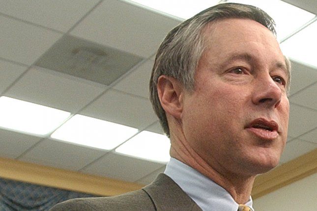 Rep. Fred Upton, R-Mich.,says energy could be used to gain leverage on international stage. (UPI Photo/Roger L. Wollenberg)