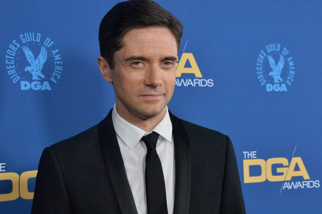 Topher Grace is to star in an upcoming episode of The Twilight Zone. File Photo by Jim Ruymen/UPI