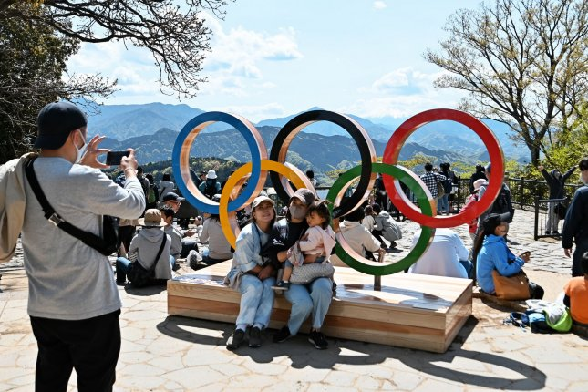Japanese officials are facing a conundrum over the Olympics as the cities of Tokyo and Osaka seek a state of emergency declaration over COVID-19. File Photo by Keizo Mori/UPI