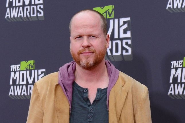Filmmaker Joss Whedon arrives for The MTV Movie Awards at Sony Picture Studios in Culver City, California on April 14, 2013. UPI/Jim Ruymen