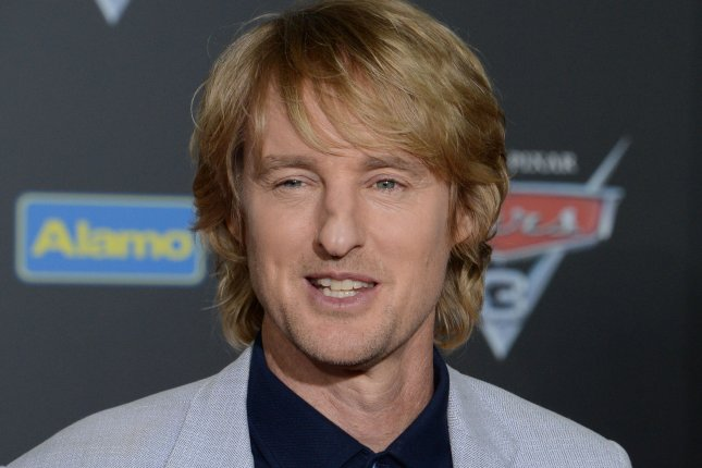Cast member Owen Wilson, the voice of Lightning McQueen in Cars 3, attends the premiere of the film at the Anaheim Convention Center in California on June 10. The animated adventure is the No. 1 movie in North America, earning $53.5 million. Photo by Jim Ruymen/UPI