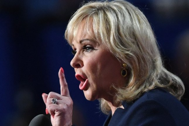 Oklahoma Gov. Mary Fallin says the state is very close to have some serious problems because lawmakers haven't been able to agree on how to close a budget gap. File photo by Pat Benic/UPI