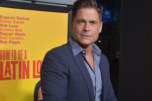 Rob Lowe is filming a new television cop drama called Wild Bill in England. File Photo by Jim Ruymen/UPI