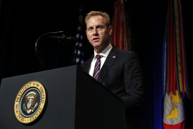 Acting Secretary of Defense Patrick Shanahan's departure comes one day after responding to an FBI investigation into a domestic dispute between him and his former wife nine years ago. File Photo by Martin H. Simon/UPI