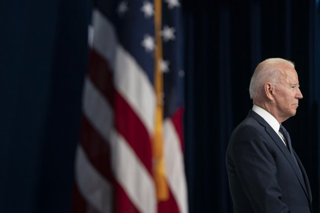 President Joe Biden on Saturday said the Department of Justice will appeal a federal judge's ruling that declared the Deferred Action for Childhood Arrivals program illegal, calling the decision deeply disappointing.Photo by Alex Edelman/UPI