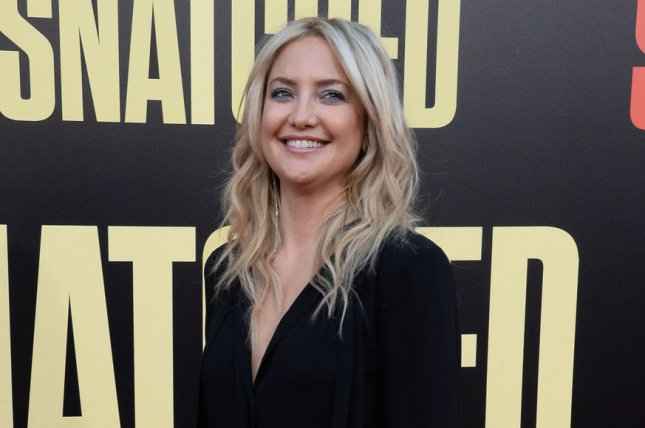 Kate Hudson attends the Los Angeles premiere of Snatched on May 10. File Photo by Jim Ruymen/UPI