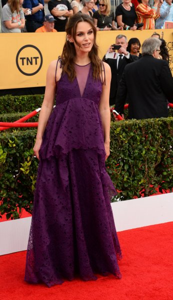 Keira Knightley at the 21st annual Screen Actors Guild awards on January 25, 2015. Photo by Jim Ruymen/UPI
