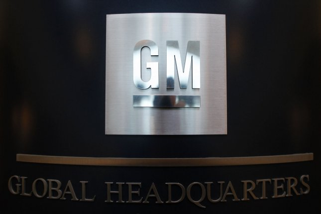 Shares of GM climbed by 8 percent in early trading on Tuesday after the announcement. File Photo by Brian Kersey/UPI