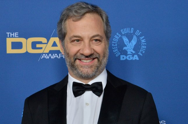 Judd Apatow stands by his decision to release The King of Staten Island on VOD. File Photo by Jim Ruymen/UPI