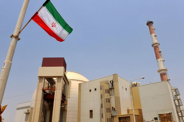 Russia says contract for Bushehr nuclear facility in Iran will be signed by year's end. UPI/Maryam Rahmanianon