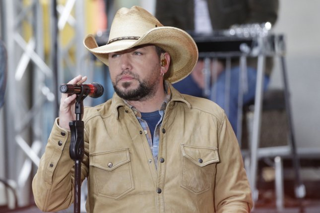 Jason Aldean will be going on tour again starting in May. File Photo by John Angelillo/UPI