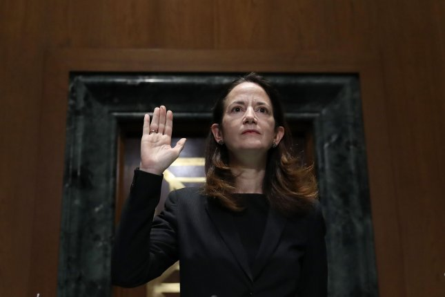 The Senate on Wednesday voted 84-10 to confirm Avril Haines as director of national intelligence, marking the first member of President Joe Biden's Cabinet to be approved by Congress.Pool Photo by Joe Raedle/UPI