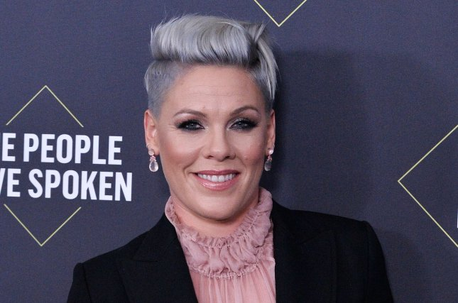 Pink will perform and receive the Icon Award at the Billboard Music Awards on May 23. File Photo by Jim Ruymen/UPI