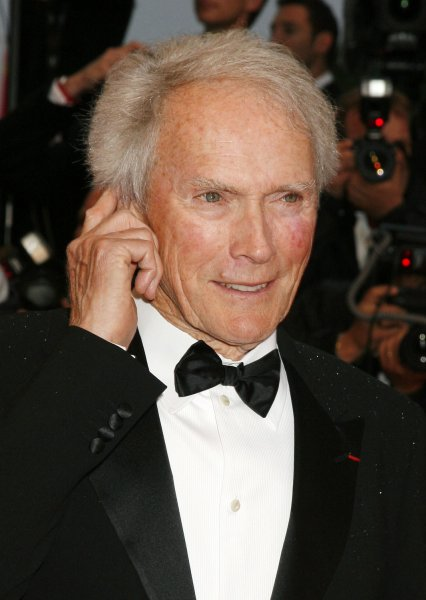 Director Clint Eastwood arrives on the red carpet before a screening of the film The Exchange during the 61st Annual Cannes Film Festival in Cannes, France on May 20, 2008. (UPI Photo/David Silpa)