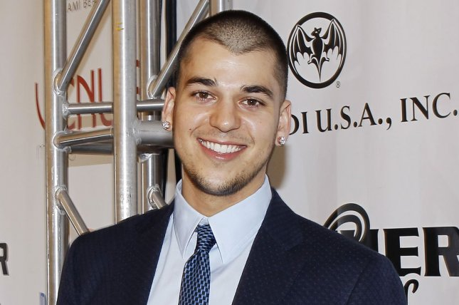Rob Kardashian at the Leather and Laces party on February 5, 2010. The reality star and Blac Chyna sparked engagement rumors Tuesday on Instagram. File Photo by John Angelillo/UPI