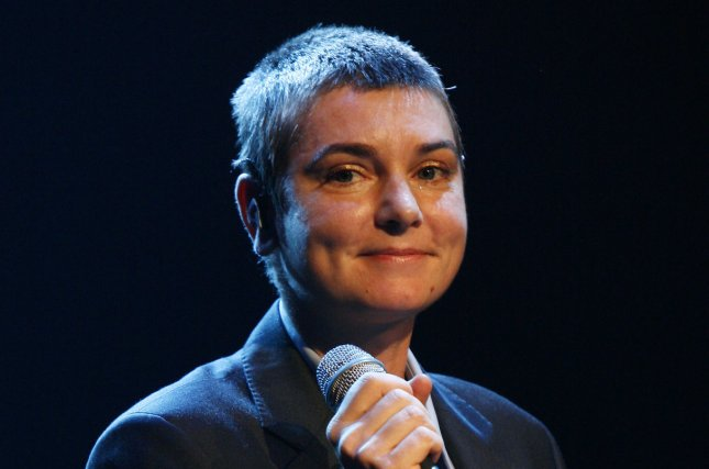 Sinead O'Connor, shown here in 2007, was found safe after going missing for a day near Chicago. File Photo by David Silpa/UPI