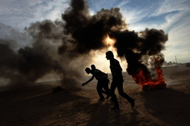 Three Palestinians killed in clashes with Israeli army