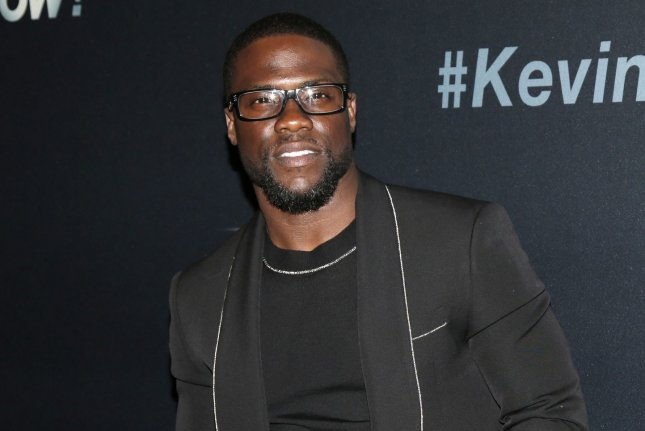 Kevin Hart said he is reconsidering hosting the Oscars. File Photo by John Angelillo/UPI