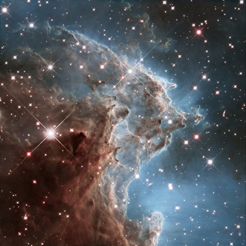 Hubble telescope celebrates 24 years with cosmic wave