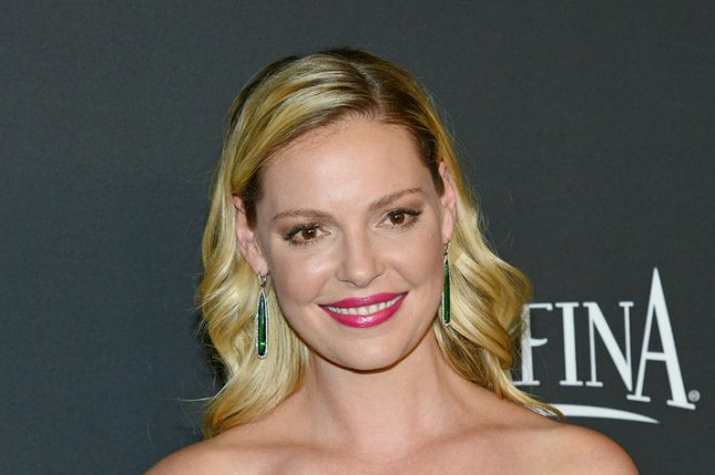 Katherine Heigl at the InStyle and Warner Bros. Golden Globes after-party on January 11, 2015. The actress recently said she will not return on 'Grey's Anatomy' season 12. File photo by Christine Chew/UPI