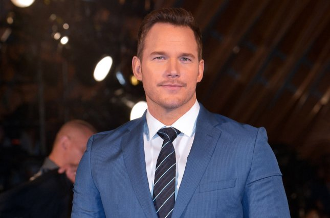 Jurassic World franchise star Chris Pratt. Universal has announced that the third entry in the series will arrive in June 2021. File Photo by Keizo Mori/UPI