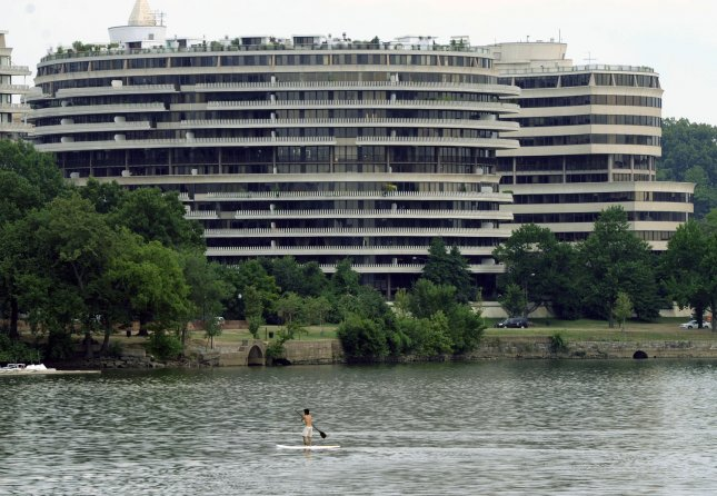 The Watergate complex in Washington, site of the 1972 DNC office break-in, is pictured July 21, 2009. (UPI Photo/Alexis C. Glenn)