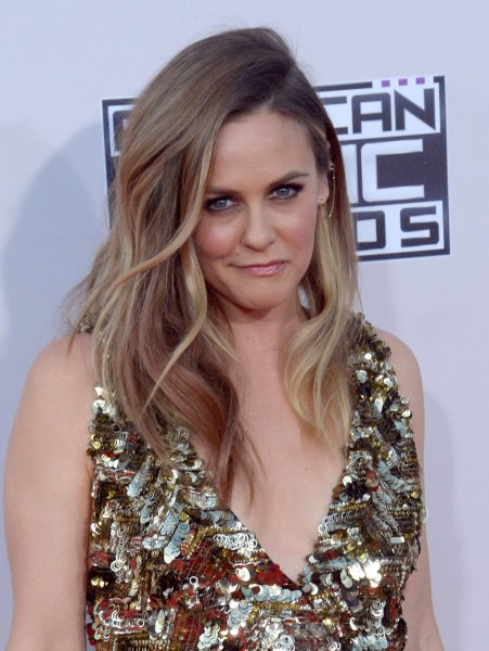 Alicia Silverstone at the American Music Awards in Los Angeles, Calif. on Nov. 22. Photo by Jim Ruymen/UPI
