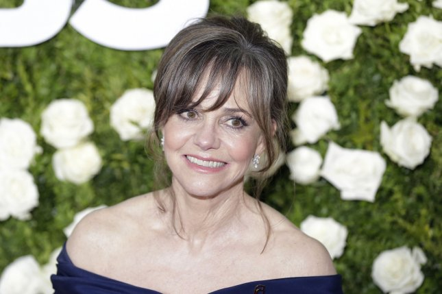 Sally Field is set to star in anthology series Dispatches From Elsewhere along with Richard E. Grant. File Photo by John Angelillo/UPI