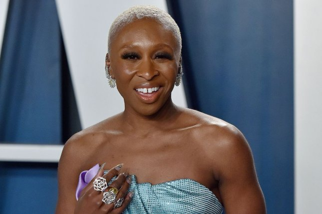 Cynthia Erivo will play the Blue Fairy in Disney's live-action Pinocchio remake. File Photo by Christine Chew/UPI