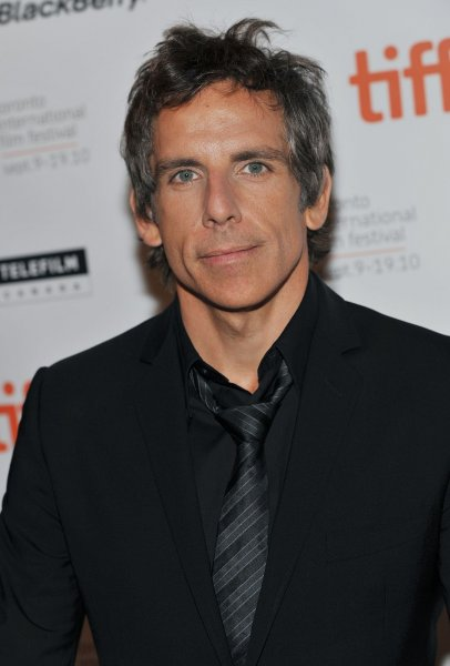 Producer and actor Ben Stiller arrives for the Toronto International Film Festival premiere of 'Submarine' at The Winter Garden Theater in Toronto, Canada on September 12, 2010. UPI/Christine Chew.