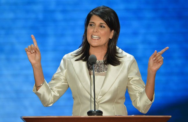 Not Single Republican >> Nikki Haley on Confederate flag on S.C. statehouse: CEOs haven't complained - UPI.com
