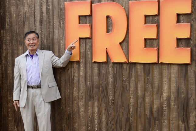 A former model and actor has accused George Takei of groping him while he was passed out in 1981. File Photo by Jim Ruymen/UPI