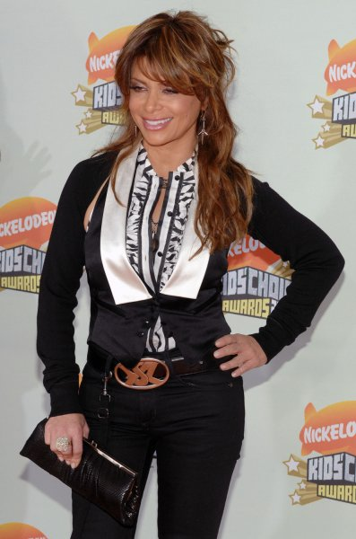 Paula Abdul arrives at the 20th Annual Kids' Choice Awards in Los Angeles, on March 31, 2007. (UPI Photo/Jim Ruymen)