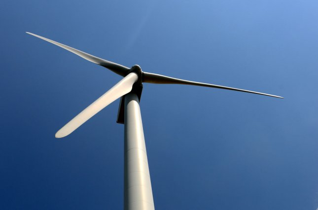 An independent Scotland would enshrine renewable energy in its constitution. UPI/Pat Benic
