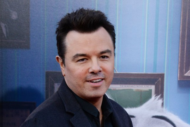 Seth MacFarlane said Thursday his show The Orville will return for a second season on FOX. File Photo by Jim Ruymen/UPI