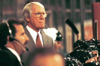 John Muckler, shown in 1999 with the New York Rangers, served as an NHL coach for a decade before his death Monday. File Photo by Hayden Roger Celestin/UPI