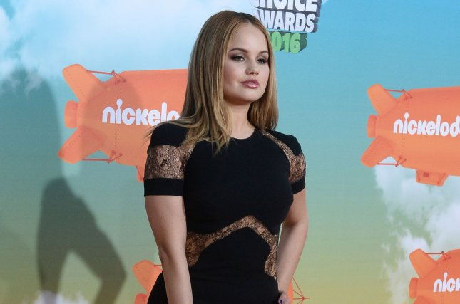 Actress Debby Ryan attends Nickelodeon's Kids' Choice Awards in Inglewood, California on March 12, 2016. Photo by Jim Ruymen/UPI