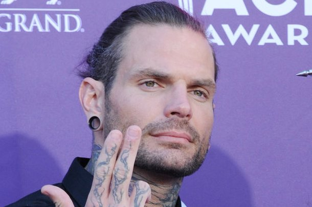 WWE superstar Jeff Hardy arrested for DWI in Cabarrus County