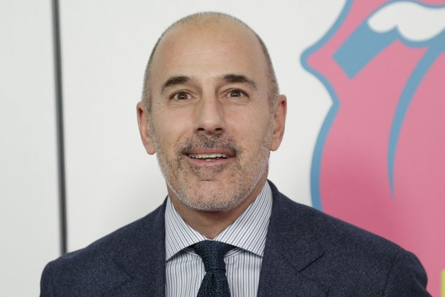 Matt Lauer said his sexual encounter with Brooke Nevils at the Sochi Olympics was consensual and the start of an affair. File Photo by John Angelillo/UPI