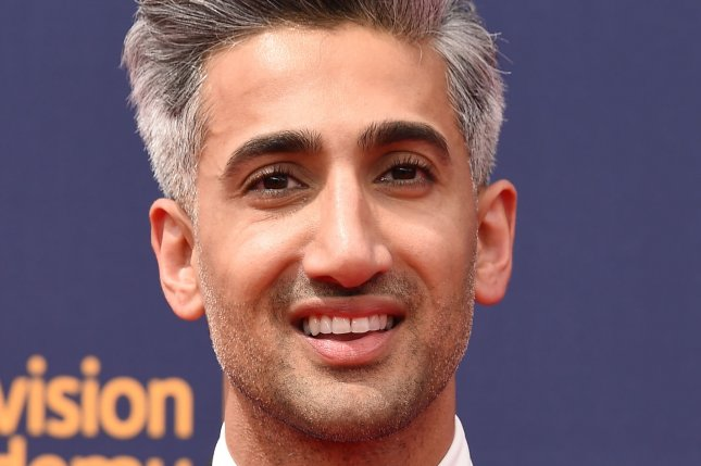 Tan France is set to star in the BBC documentary film, Beauty and the Bleach. File Photo by Gregg DeGuire/UPI