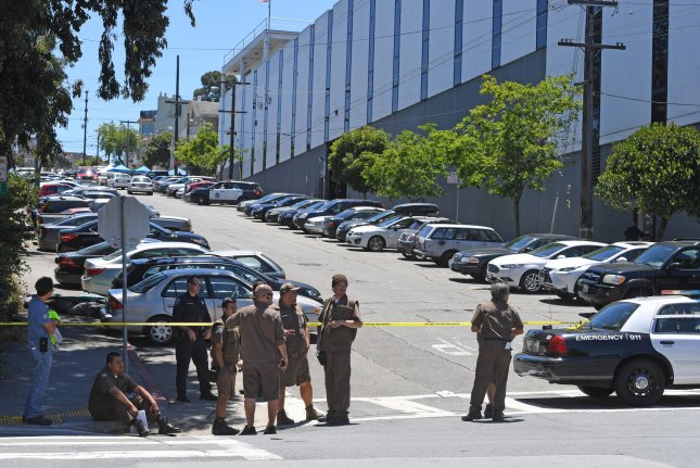 Shooting at San Francisco UPS centre, police say