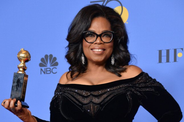 Oprah Winfrey said she doesn't have the DNA for a 2020 presidential campaign. File Photo by Jim Ruymen/UPI