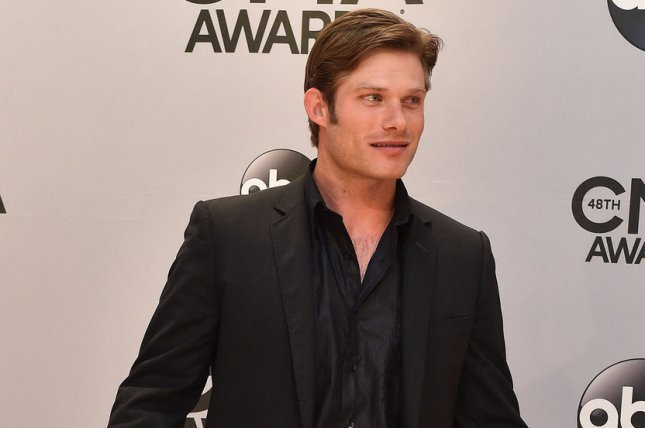 Chris Carmack will play an orthopedic surgeon in Grey's Anatomy Season 15. File Photo by Kevin Dietsch/UPI