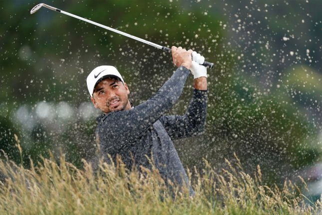 Jason Day has yet to win a tournament in 2019. File Photo by Kevin Dietsch/UPI