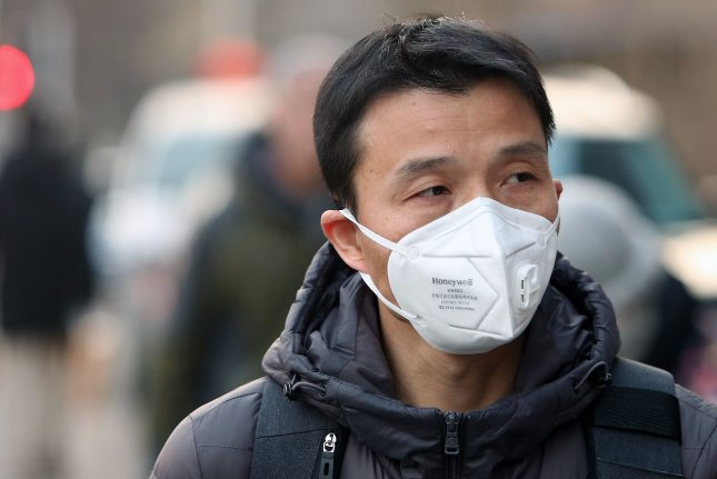 As the country braces for the Lunar New Year travel boom, there are concerns over a possible outbreak similar to that of the SARS virus in the early 2000s. Photo by Stephen Shaver/UPI