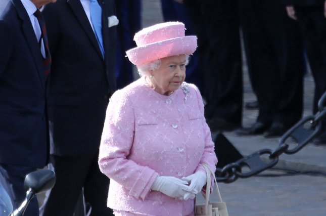 Prince Andrew on Sunday told reporters that his mother Queen Elizabeth II has described feeling a huge void in her life following the death of her husband Prince Philip on Friday.File Photo by David Silpa/UPI